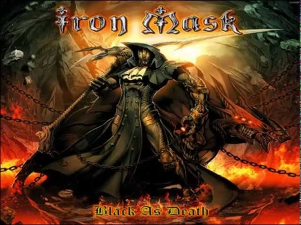 IRON MASK - Göran Edman on vocals - Magic Sky Requiem ( A M ) ♥