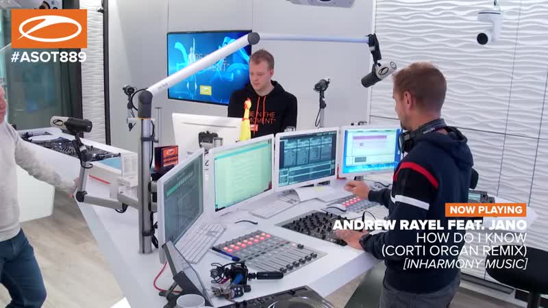 Andrew Rayel feat. Jano - How Do I Know (Corti Organ Remix) ASOT889