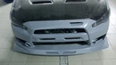 Accolade GT400 Примерил переднее расширение на Mitsubishi Lancer X
