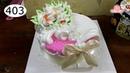 Chocolate cake decorating bettercreme vanilla 403 Học Làm Bánh Kem Đơn Giản Đẹp - San Trọng 403
