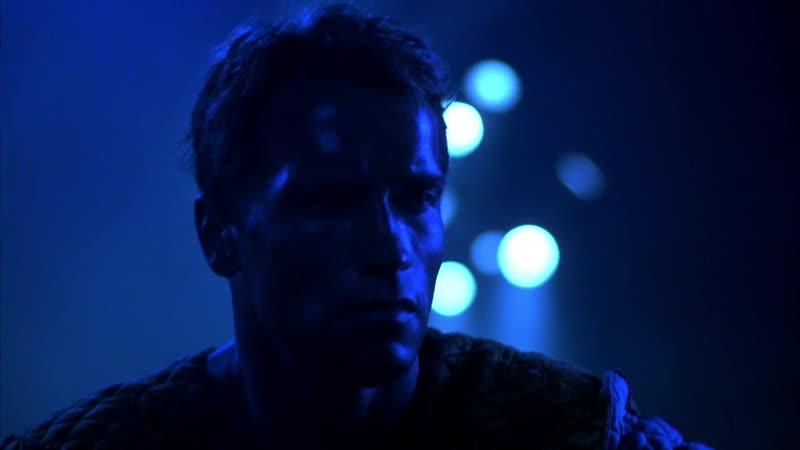 Бегущий человек The Running Man (1987 год, фантастический боевик, в главных ролях Арнольд Шварценеггер) HD 1080p