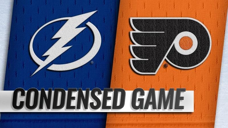 Tampa Bay Lightning vs Philadelphia Flyers | Nov.17, 2018 | Game Highlights | NHL 2018/19 | Обзор
