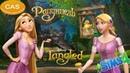 The Sims 4: CAS ● Принцесса Рапунцель (Tangled / Рапунцель. Запутанная история)