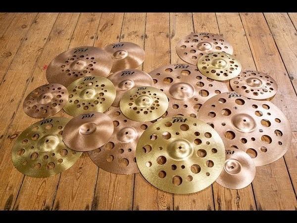 Paiste PST X Cymbals - Drummers Review