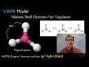 Lewis Diagrams and VSEPR Models