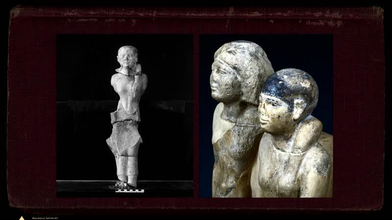 Мересанх III Она любит жизнь О внучке Хеопса ▲ by Senmuth