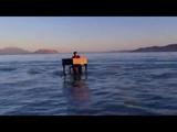 Dubstep Piano on the lake Radioactive With William Joseph 4K1
