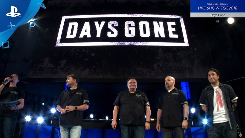 """『Days Gone』PlayStation® presents LIVE SHOW """"TGS2018"""""""