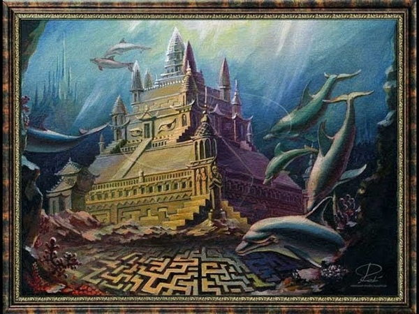 клуб TERRA INCOGNITA Эзотерика Магия Целительство Саморазвитие Тема Атлантида
