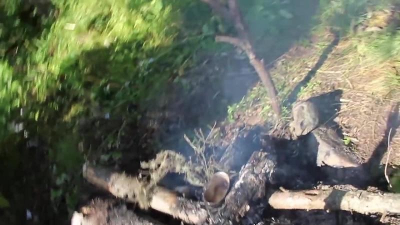 [abvgat] 22. Таскыл. АТАКА МЕДВЕДИЦЫ, охотничья Изба, встреча с медведицей, поход