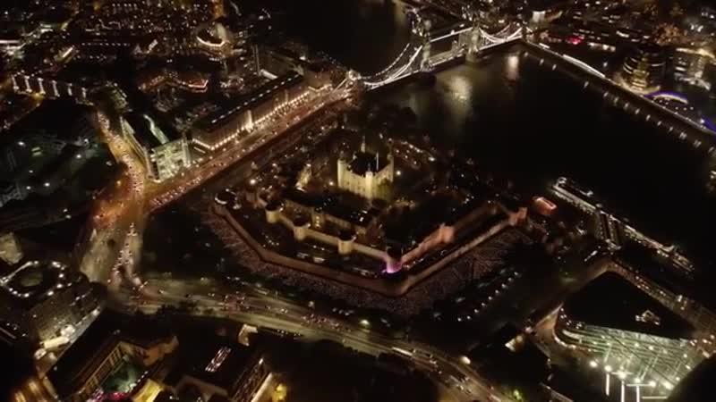 Londres rends hommage aux victimes de la première guerre