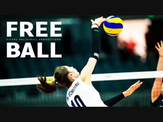 Top 20 best free ball. womens vnl 2018.
