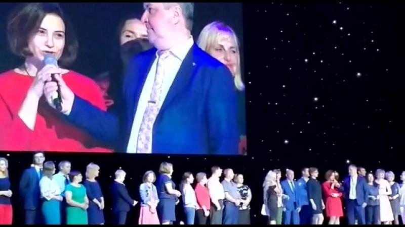 Ирина Климова Москва Лужники Go Silver 22.09.2018