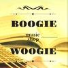 """Магазин музыкальных инструментов """"BOOGIE WOOGIE"""""""