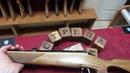 Индивидуальная ложа на заказ ЛОСЬ 7 отборный кавказский орех