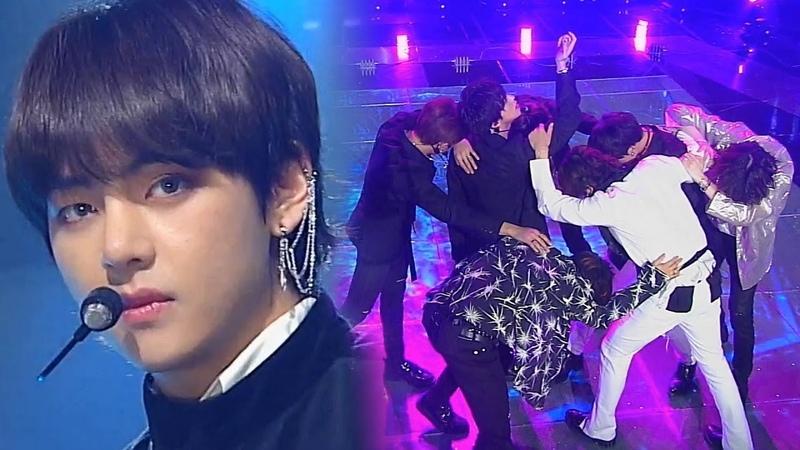《POWERFUL》 BTS(방탄소년단) - FAKE LOVE @인기가요 Inkigayo 20180603