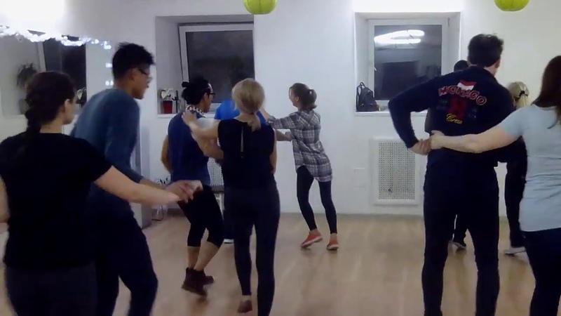 Сальса в Школе танцев Чино Уроки для новичков и продолжающих