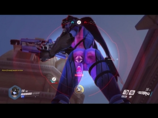 Overwatch – Горячая Вдова