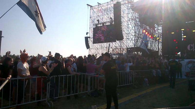 рок-фест Чернозём-2018/2 день-CASUAL-памяти В.Цоя