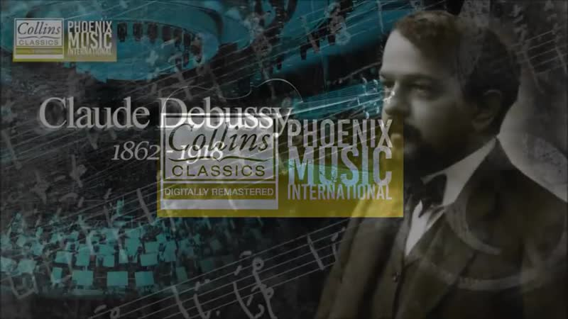 Debussy - Images Oublies Estampes Images I II - Fou Ts Ong .