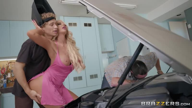 Nicolette Shea Hump Starting Her Ride All Sex, Hardcore, Blowjob,