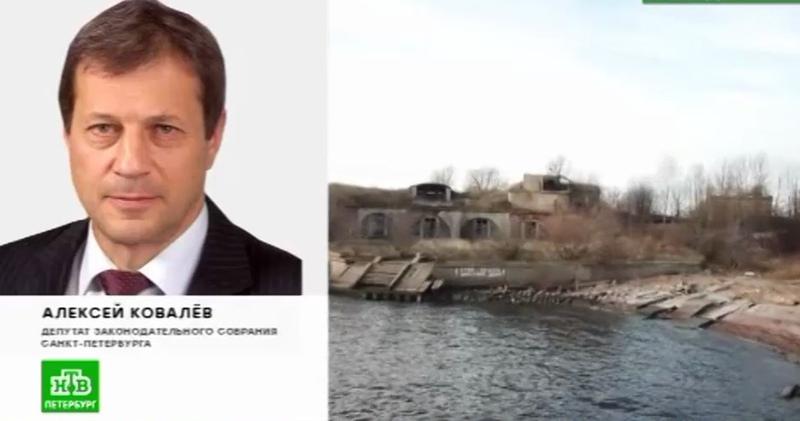 Полиция разыскивает разграбивших кронштадтский форт вандалов