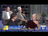 Леди Гага и Брэдли Купер — Интервью для «Good Morning America» (RUS SUB)