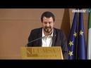 INTERVENTO AL CONVEGNO LA TRAPPOLA DELLE SETTE UNIVERSITA' LUMSA DI ROMA (09.11.2018)
