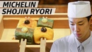 Master Chef Hiroki Abe Earned a Michelin Star for His Shojin Ryori Menu Omakase