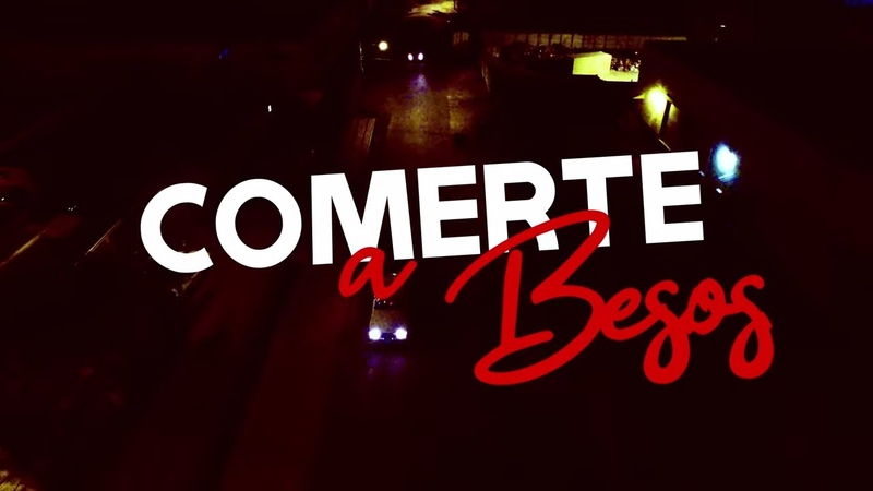 Justin Quiles Feat. Nicky Jam Wisin - Comerte A Besos (Lyric Video)