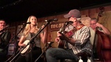 Carl Jackson and Ashley Campbell at the Station Inn