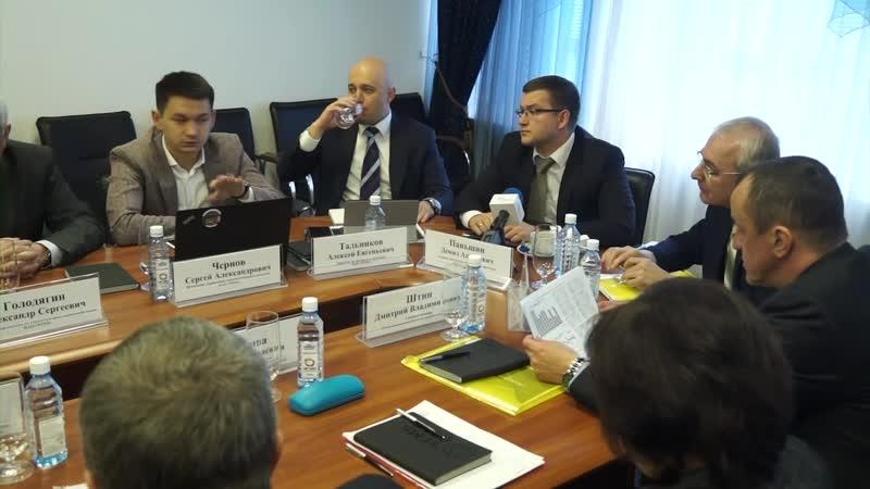 На первом координационном совете встретились промышленники Серова и Первоуральска