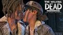 Клементина и Луис - поцелуй или френдзона - The Walking Dead The Final Season Episode 2