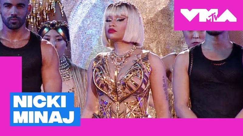 Nicki Minaj Live Performance | 2018 MTV VMAs