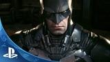 Official Batman Arkham Knight -- Batmobile Battle Mode Gameplay footage E3 2014 PS4