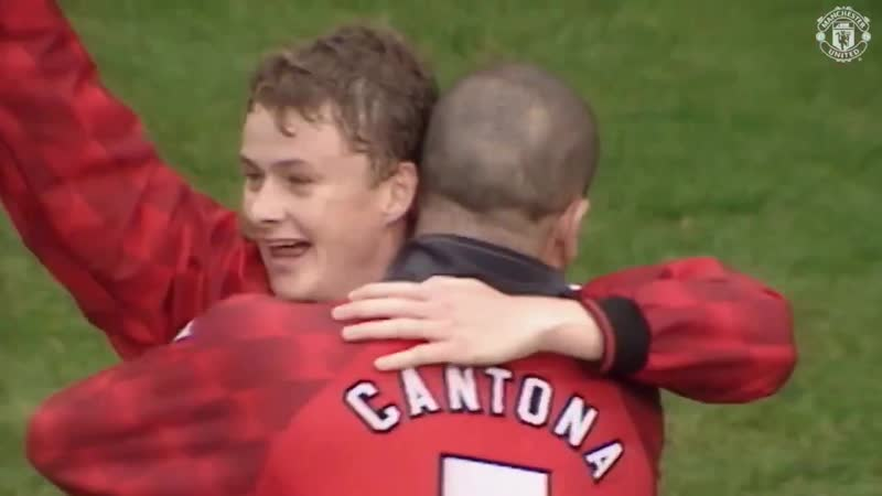 Ole loved a goal against Spurs!