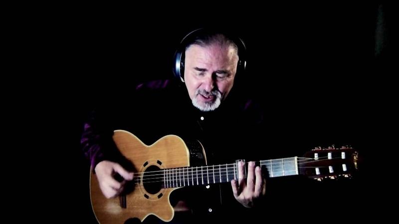 Pink Floyd Comfortably Numb Igor Presnyakov solo acoustic guitar