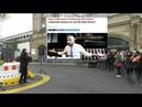Patrioten-Demo im links-moslemisch unterwanderten Hamburg - Rede Stürzenberger