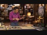 Марат Ка показывает, как сделать модную лампу своими руками