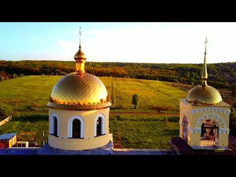 Свято-Миколаївський Храм Люботин Аерозйомка