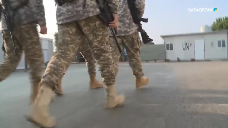 Arnaıy joba Арнайы жоба Қазақстандық батальон Ливандағы миссиясын аяқтады