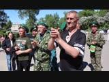 28 мая 2018 г День пограничника Видеооператор Владимир Смелов Устюжна