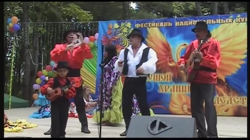 Олег Пахомов - Цыганская песня (HD)