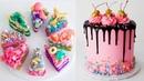Awesome Colorful Cake Compilation   Birthday Cake Decorating Ideas 2018