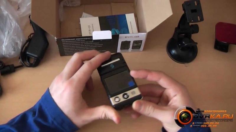 Видеорегистратор Subini DVR-Q2
