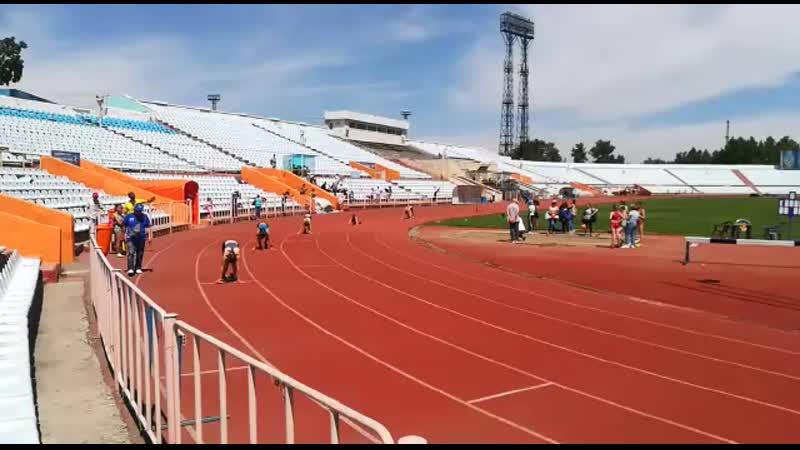 соревнования по легкой атлетике эстафета