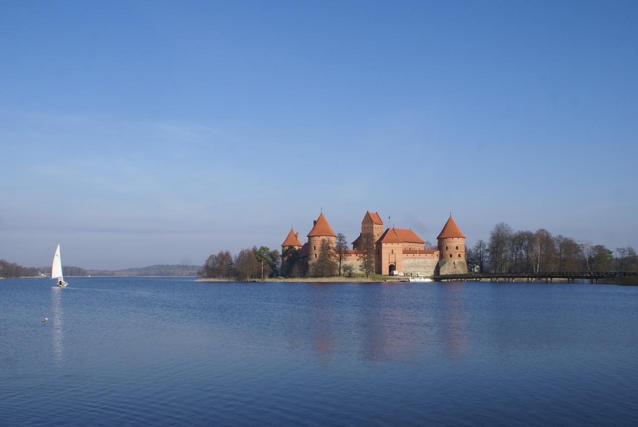 Тракайский замок - жемчужина Литвы