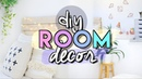 DIY ROOM DECOR MAKEOVER Room Makeover Part 3 JENerationDIY