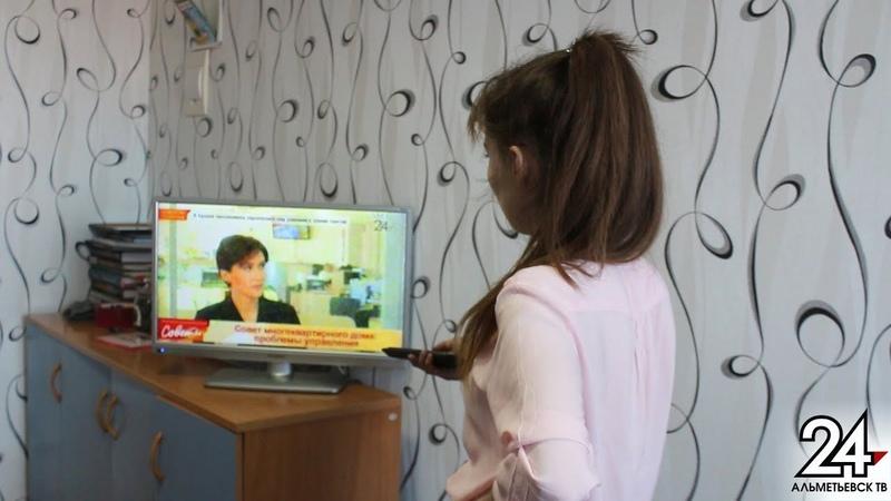 Отключение аналогового вещания не станет проблемой для абонентов кабельного телевидения в Татарстане