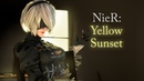 NieR: Yellow sunset